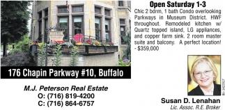 176 Chapin Parkway #10, Buffalo