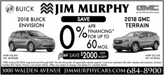 0% APR Financing For Up To 60 Mos.