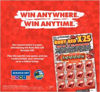 Win Anywhere. Win Anytime.