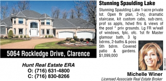 5064 Rockledge Drive, Clarence