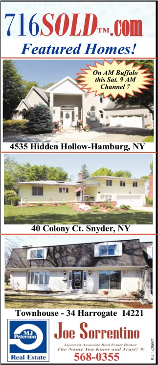 Featured Homes!