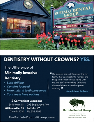 Dentistry Without Crowns?