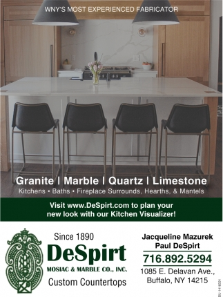 Granite - Marble - Quartz - Limestone