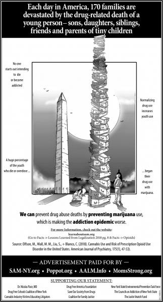 Preventing Marijuana