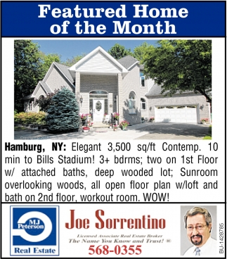 Featured Home Of The Month