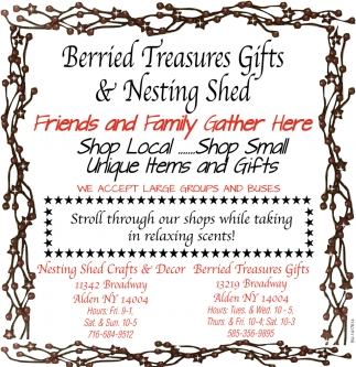Berried Treasures Gifts