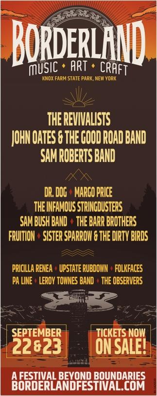 A Festival Beyond Boundaries
