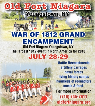 War Of 1812 Grand Encampment