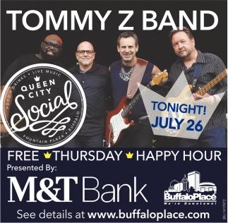 Tommy Z Band