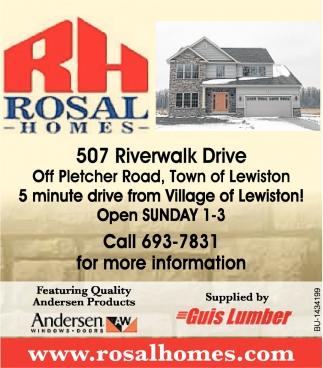 507 Riverwalk Drive