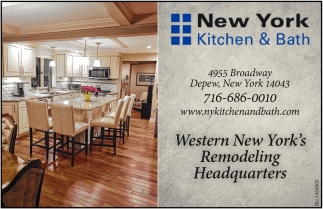 Western New York´s Remodeling Headquarters, New York Kitchen And Bath,  Depew, NY