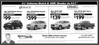 #1 Volume Buick & GMC Dealer