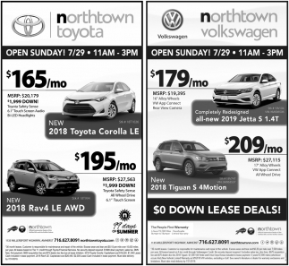 Toyota Dealers Rochester Ny >> All New, Northtown Toyota, Amherst, NY
