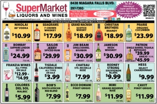 The Best Selection Of Liquor And Wine