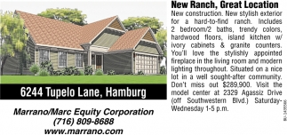 New Ranch, Great Location