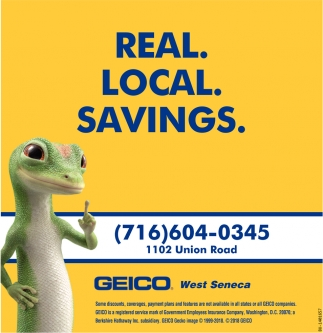 Real, Local, Savings