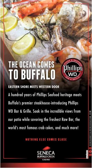 The Ocean Comes To Buffalo