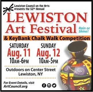 Lewiston Art Festival