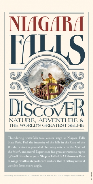 Discover Nature, Adventure & The World