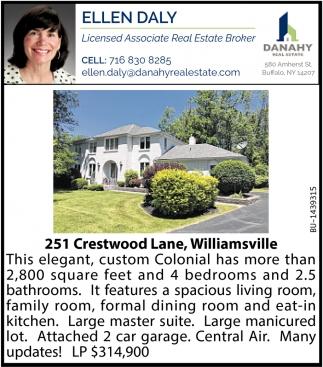 251 Crestwood Lane