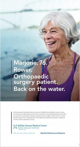 Marjorie, 76