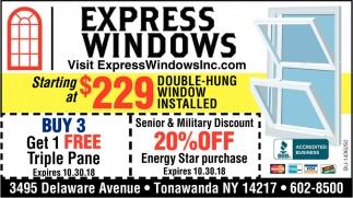 Senior & Military Discount