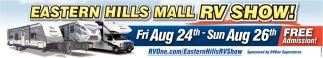 Eastern Hill Mall RV Show!