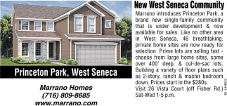 New West Seneca Community