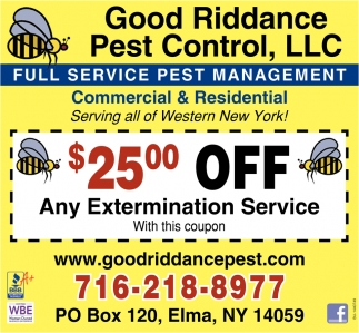 Full Service Pest Management