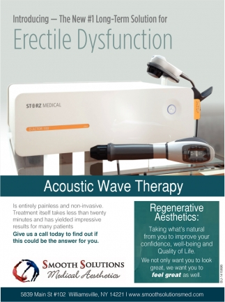 Acustic Wave Therapy
