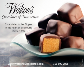 Chocolates Of Distinction