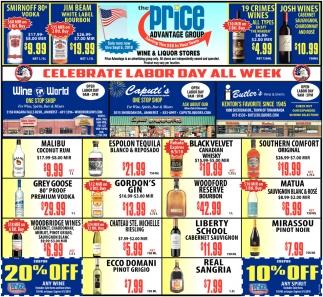 Wine & Liquor Stores
