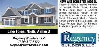 New Westchester Model