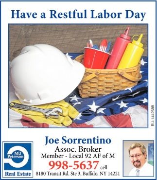 Have A Restful Labor Day