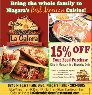 Best Mexican Cuisine!