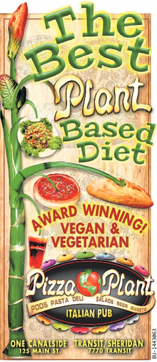 The Best Plant Based Diet