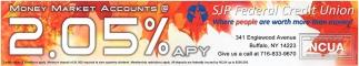 2.05% APY