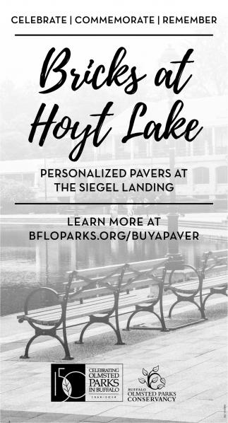 Brickes At Hoyt Lake