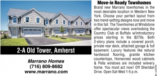 Move-In Ready Townhomes