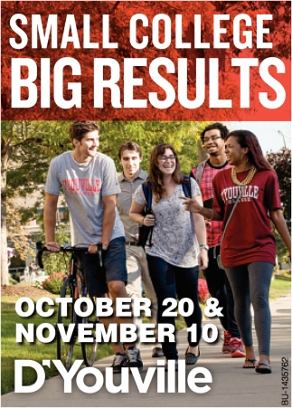 Small College Big Results