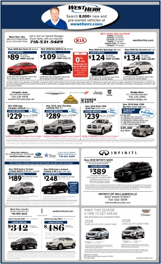 Search 8.000+ New And Pre-Owned Vehicles