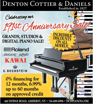 191st Anniversary Sale