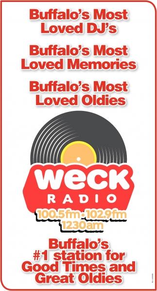 Buffalo's Most Loved DJ's