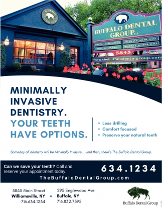 Minimally Invasive Dentistry