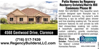 Patio Homes