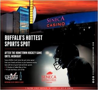 Hottest Sports Spot
