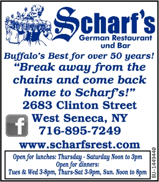 Buffalo's Best For Over 50 Years!