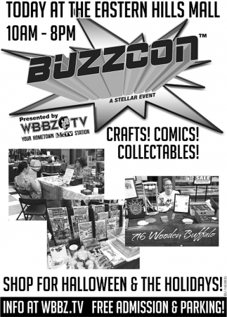 Buzzcon A Stellar Event