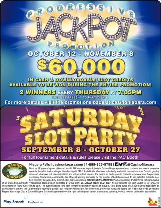 Jackpot Promotion