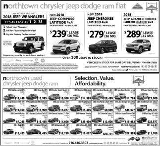 2018 Jeep Wranglers